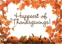 Happy Thanksgiving from Financial Foundations, Inc.