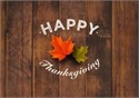 Happy Thanksgiving from Conscious Capital Wealth Management