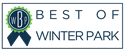 "Once Again, Security Financial Management Makes ""The Best Of Winter Park"" List!"