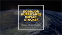 Do Major Hurricanes Impact Stocks?