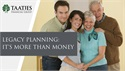 Legacy Planning: It's More than Money
