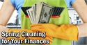 Disinfecting finances during quarantine