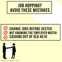 Job Hopping? Avoid These Mistakes.