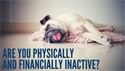 Are You Physically and Financially Inactive?