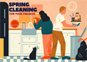 7 Smart Ways for Spring Cleaning Your Finances