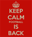 Football is Back!