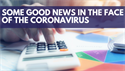 Some Good News In The Face Of The Coronavirus