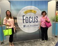 Marcy & Tonita Attend LPL Focus 2016