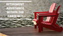 Retirement Assistance Within the CARES Act