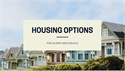 Housing Options for Older Individuals