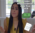 Consider possible tax benefits of having disability income insurance