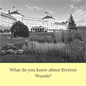 What do You Know about Bretton Woods?