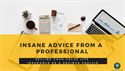 Insane Advice from A Professional: Selling Cash Value Life Insurance as a Savings Vehicle