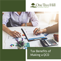 Tax Benefits of Making a QCD
