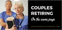 Couples Retiring on the Same Page