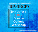 Divorce Options Workshop May 19, 2018
