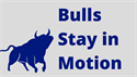 Bulls Stay in Motion