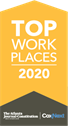 NEWS RELEASE: Ashford Advisors Named an Atlanta 2020 Top Workplace National Standard by the AJC