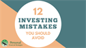 12 Common Investing Mistakes to Avoid