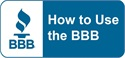 How to Use the BBB