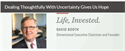 VIDEO: David Booth on Dealing Thoughtfully with Uncertainty