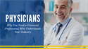 Physicians: Why You Need a Financial Professional Who Understands Your Industry