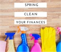 Spring Clean Your Finances