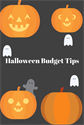 Halloween Budget Tips