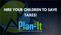 Hire Your Children to Save Taxes