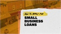 SBA Business Loans: Payroll Protection Program (PPP) & Economic Injury Disaster Loan (EIDL)