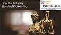How Our Fiduciary Standard Protects You