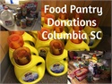 Donations to Local Food Pantries