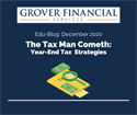 The Tax Man Cometh - Part 1