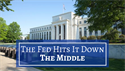 The Fed Hits It Down The Middle