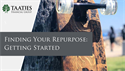 Finding Your Repurpose: Getting Started