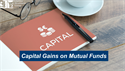 Capital Gains Distributions on Mutual Funds