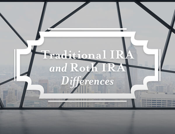 <p>Traditional vs. Roth IRA</p>