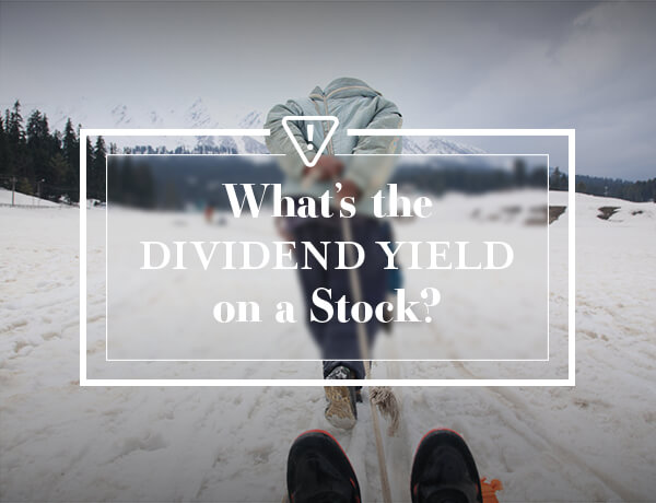 <p>What Is the Dividend Yield?</p>