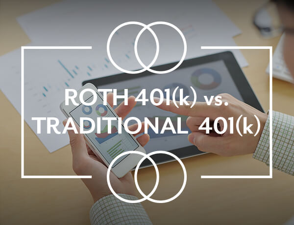 <p>Roth 401(k) vs. Traditional 401(k)</p>