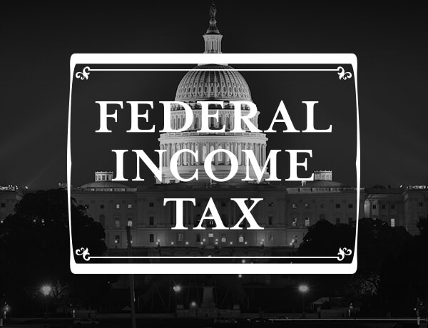 <p>Federal Income Tax</p>