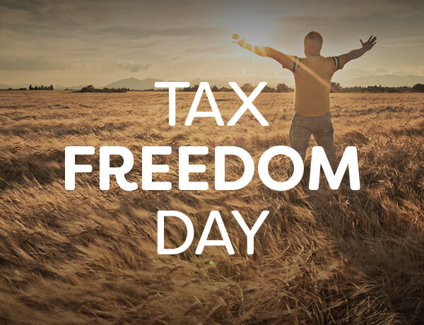 <p>Tax Freedom Day</p>