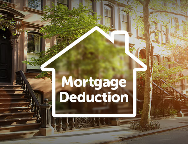 <p>Home Mortgage Deduction</p>