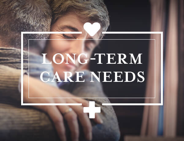 <p>Long-Term-Care Needs</p>