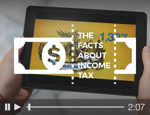 The Facts About Income Tax