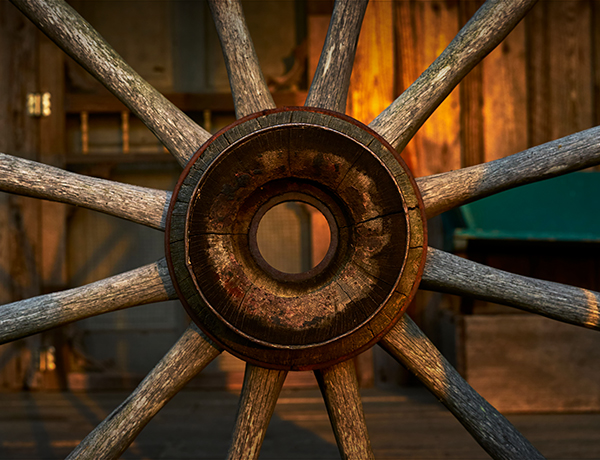 <p>The Wild West of Data Theft</p>