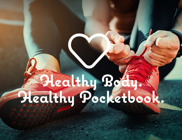 <p>Healthy Body, Healthy Pocketbook</p>