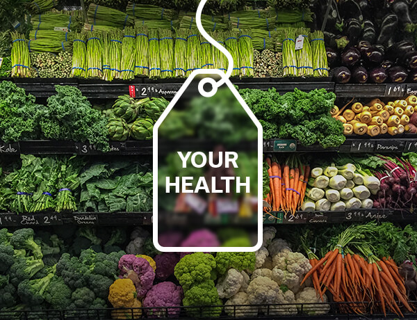 <p>Putting a Price Tag On Your Health</p>