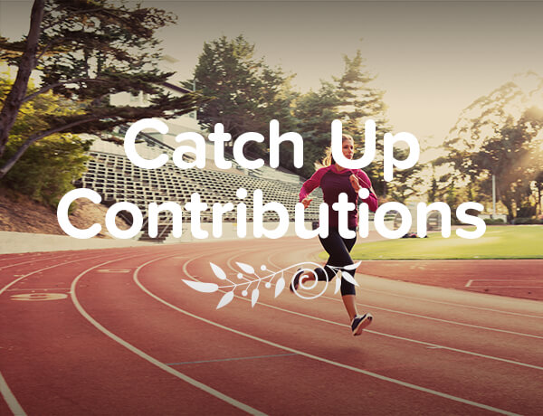 <p>Catch-Up Contributions</p>