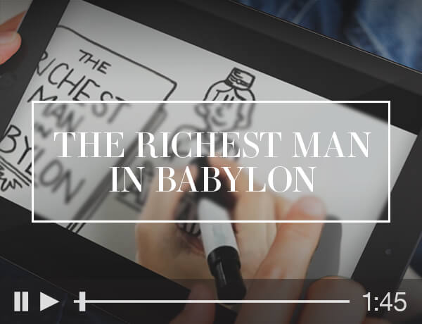 <p>The Richest Man in Babylon</p>