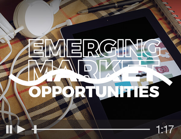 <p>Emerging Market Opportunities</p>